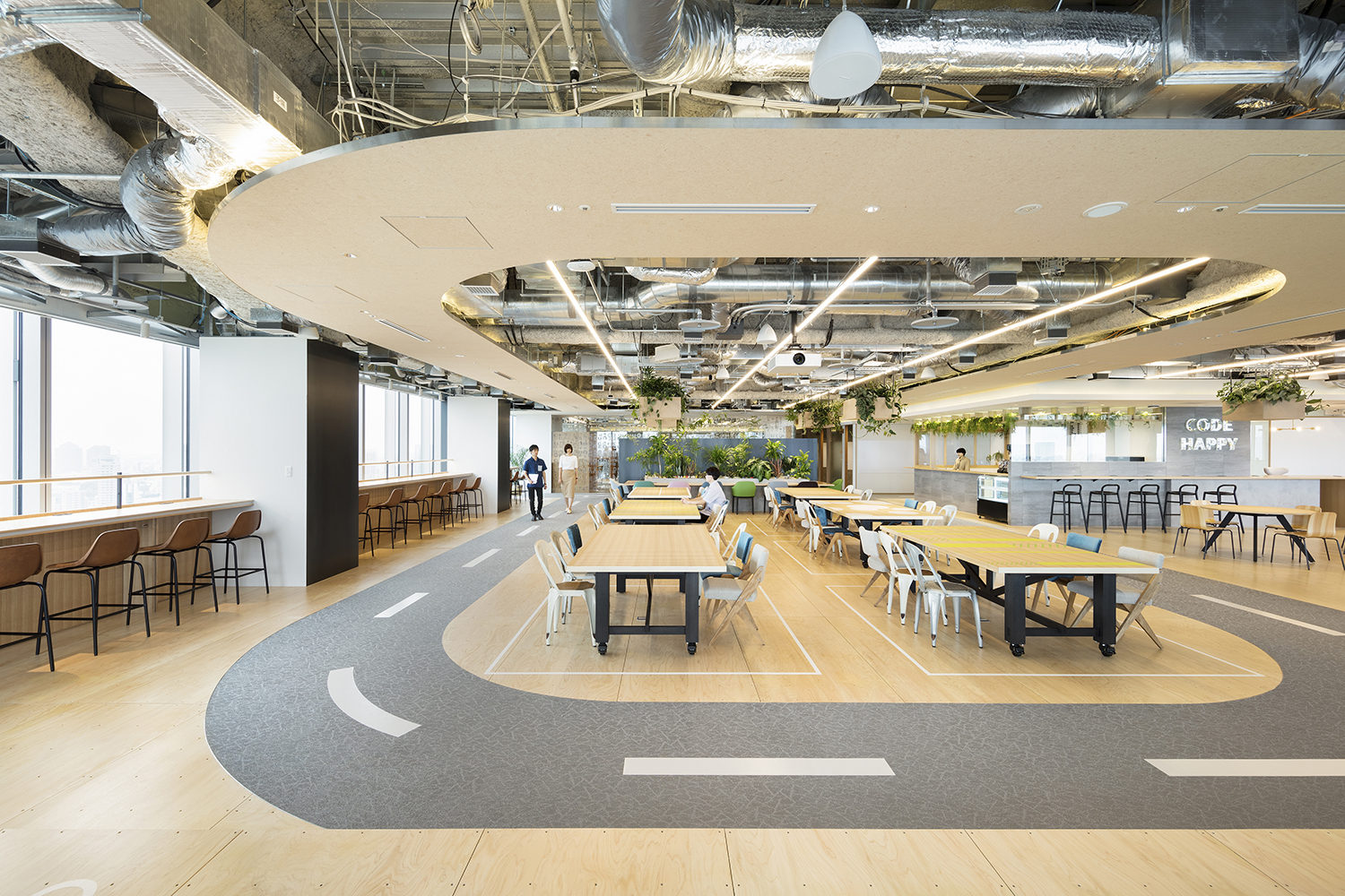 Coworking Space A